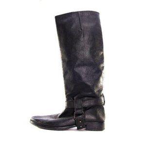zara knee high boots shoe  harness 39